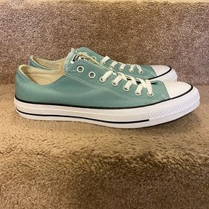 NEW Unisex Converse Chuck Taylor Low Teal